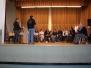 Konzertprobe und Vorbereitungen