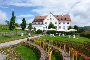 Saskia traut sich @ Schloss Weiterdingen