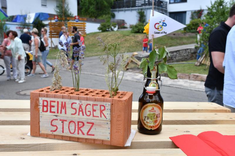 16. Obereschacher Dorffest – Beim Säger Storz