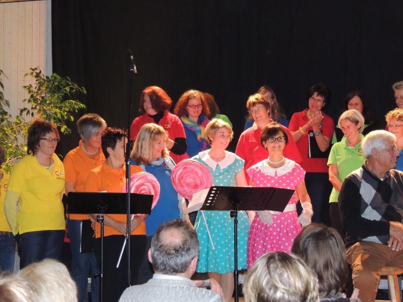 Unser Konzert: Colours of Pop meet friends