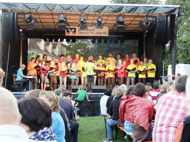 Auftritt bei der 7. Langen Schwenninger Kulturnacht
